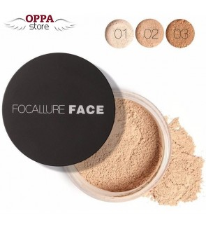 Focallure Waterproof Face Makeup Loose Powder Foundation Setting Skin Finishing Powder